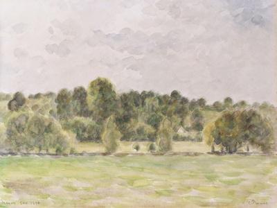 Eragny Evening, 1890