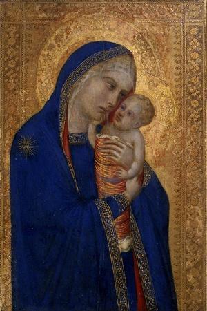 Madonna and Child, C.1330