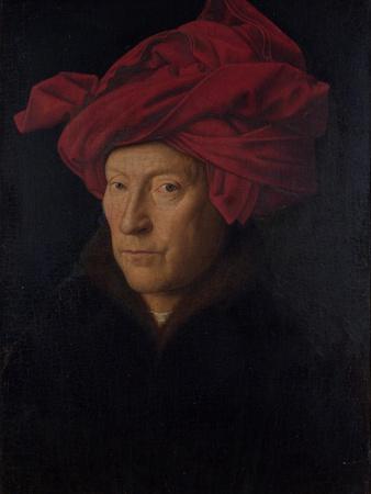 Portrait of a Man, 1433