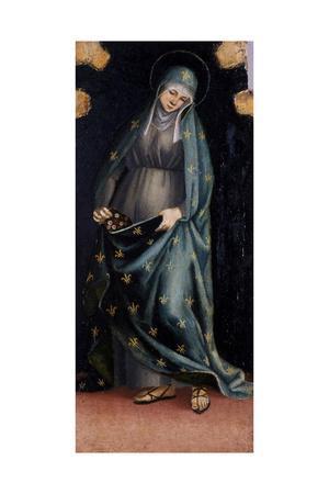 St. Casilda, C.1515-20