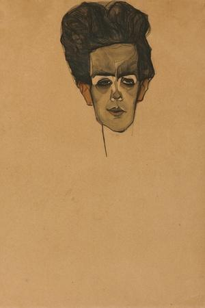 Self Portrait, 1910
