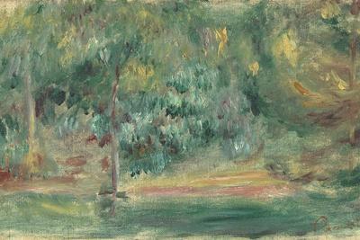Paysage, C.1860-80