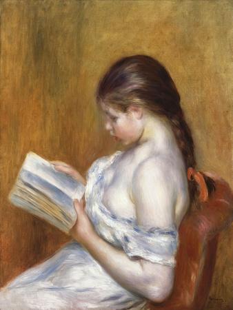 Reading; La Lecture, 1888