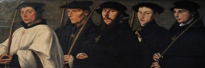 Five Members of the Utrecht Brotherhood of Jerusalem Pilgrims