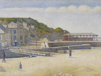 Port-En-Bessin, 1888