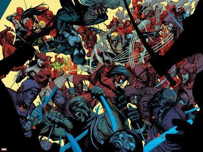 The New Avengers No.31 Group: Elektra
