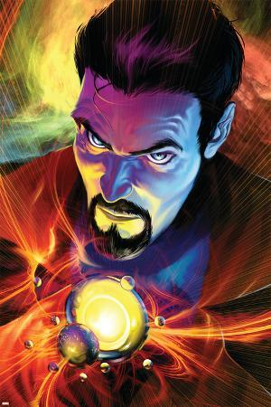 Strange No.5 Cover: Dr. Strange
