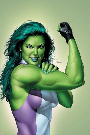 She-Hulk No.9 Cover: She-Hulk