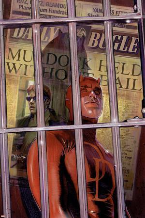 Daredevil No.82 Cover: Daredevil
