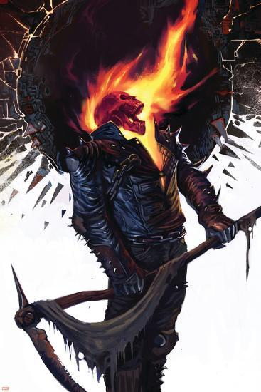 Ghost Rider No22 Cover Ghost Rider Posters At Allposterscom