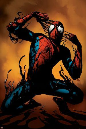 Ultimate Spider-Man No.125 Cover: Spider-Man
