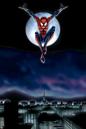 Spider-Girl No.69 Cover: Spider-Girl