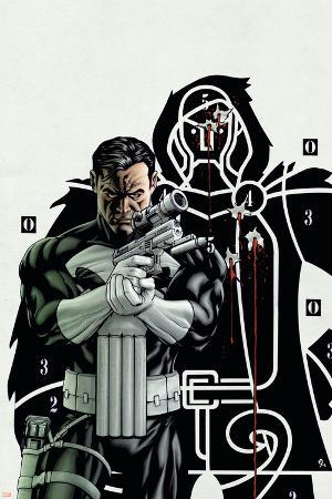 Punisher No.2 Cover: Punisher
