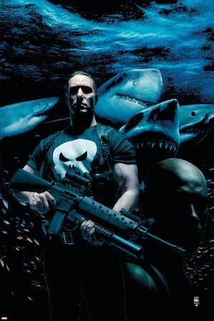 Punisher No.31 Cover: Punisher