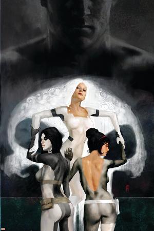 Punisher War Journal No.20 Cover: Domino