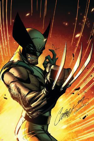 Wolverine: Savage No.1 Cover: Wolverine