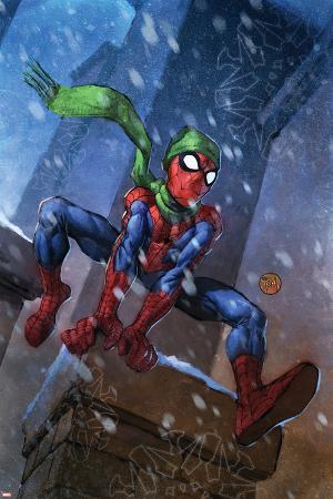 Marvel Adventures Spider-Man No.46 Cover: Spider-Man