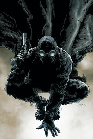 Spider-Man Noir No.1 Cover: Spider-Man
