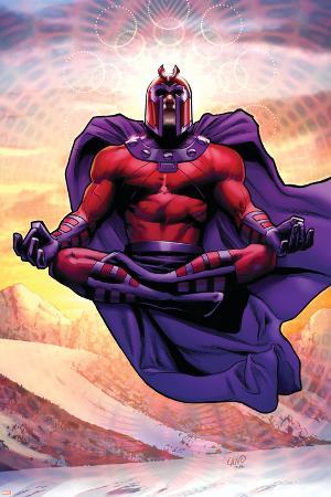 Uncanny X-Men No.521 Cover: Magneto