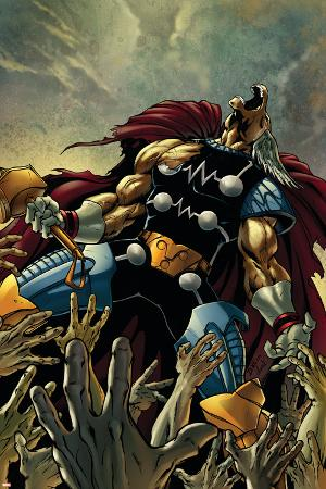 Stormbreaker: The Saga of Beta Ray Bill No.2 Cover: Beta-Ray Bill