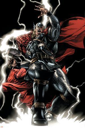 Thor No.607 Cover: Thor