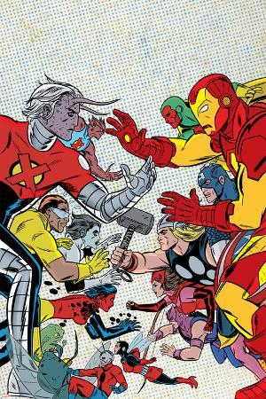 X-Statix No.21 Cover: Ant-Man