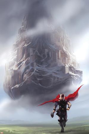 Thor No.601 Cover: Thor