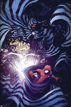 Marvel Adventures Spider-Man No.56 Cover: Spider-Man Cloak and Dagger