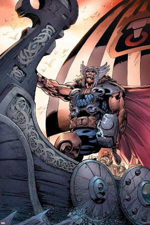 Thor No.79 Cover: Thor