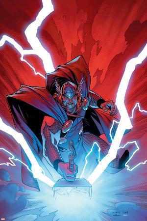 Thor No.9 Cover: Thor