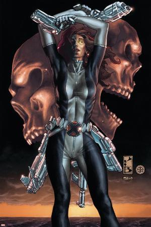 Dark X-Men No.3 Cover: Mystique