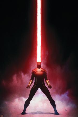 X-Men Origins: Cyclops No.1 Cover: Cyclops