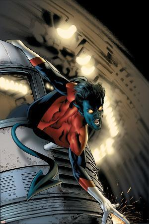 Nightcrawler No.5 Cover: Nightcrawler