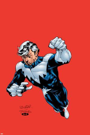 Uncanny X-Men No.392 Cover: Northstar