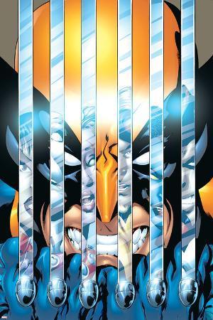 Exiles No.3 Cover: Wolverine
