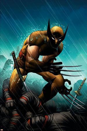 Wolverine No.20 Cover: Wolverine