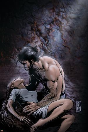 Wolverine No.18 Cover: Wolverine and Native