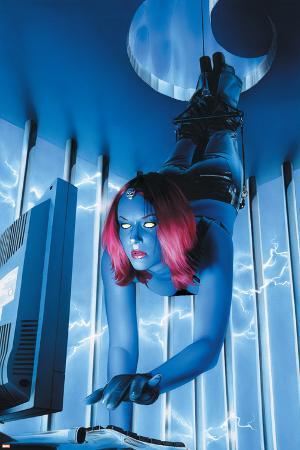 Mystique No.18 Cover: Mystique
