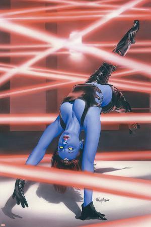 Mystique No.16 Cover: Mystique
