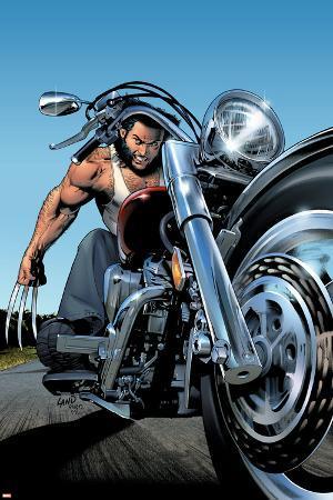 Uncanny X-Men No.453 Cover: Wolverine