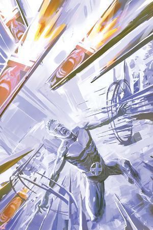 X-Men: First Class No.7 Cover: Iceman