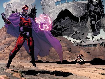 AVX: Vs No.1: Magneto