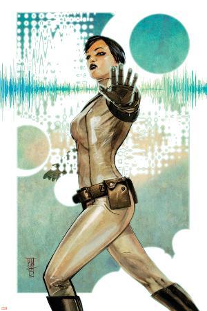 Secret Avengers #9 Cover: Quake