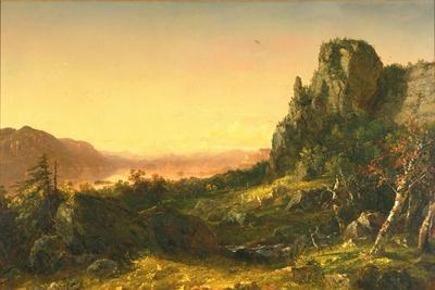 Rocky Landscape, 1853