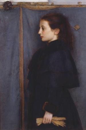 Portrait of Jeanne De Bauer, 1890