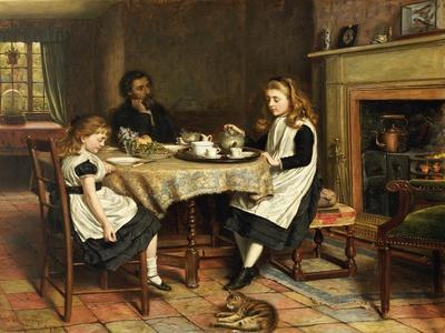 There Is No Fireside, 1874