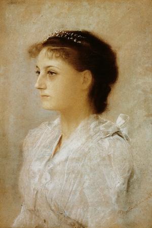 Emilie Floge, 1891