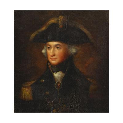 Portrait of Horatio, Lord Nelson