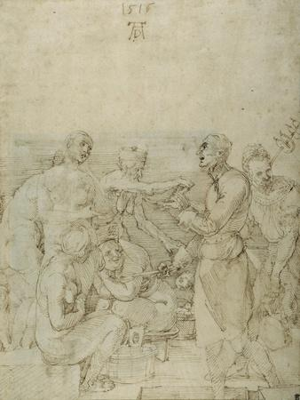 Madonna and Child, 1516