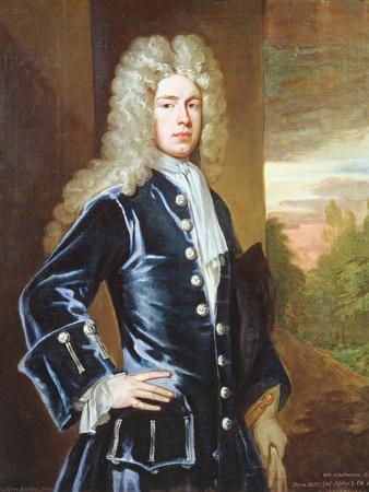 Portrait of William Whitmore of Apley, C.1710